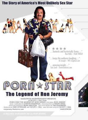Porn Star: The Legend of Ron Jeremy - Movie Poster (thumbnail)