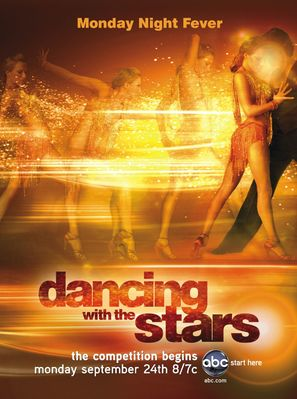 """""""Dancing with the Stars"""" - Movie Poster (thumbnail)"""