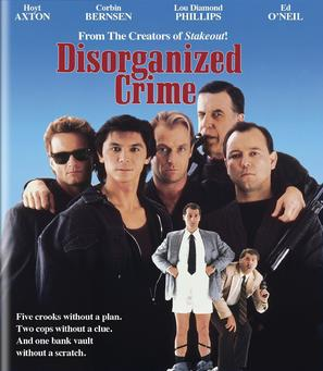 Disorganized Crime - Movie Cover (thumbnail)