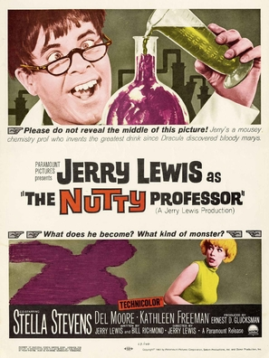 The Nutty Professor - Movie Poster (thumbnail)
