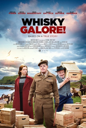 Whisky Galore - British Movie Poster (thumbnail)