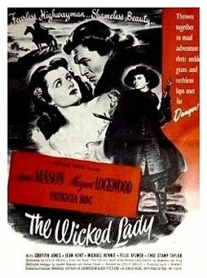 The Wicked Lady - British Movie Poster (thumbnail)