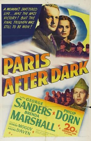 Paris After Dark - Movie Poster (thumbnail)