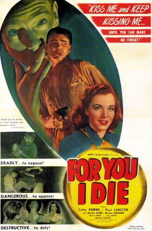 For You I Die - Movie Poster (thumbnail)