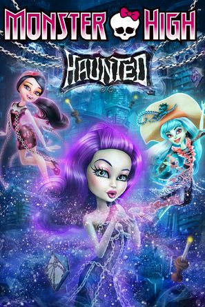 Monster High: Haunted - Movie Cover (thumbnail)