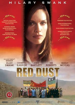 Red Dust - British poster (thumbnail)