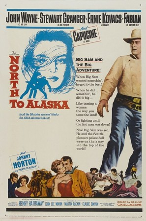 North to Alaska - Movie Poster (thumbnail)