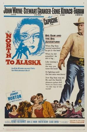 North to Alaska - Movie Poster (thumbnail)