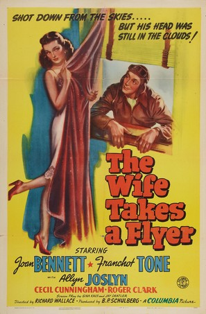 The Wife Takes a Flyer - Movie Poster (thumbnail)