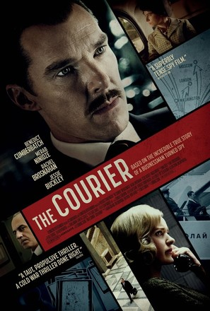 The Courier - British Movie Poster (thumbnail)