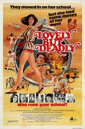 Lovely But Deadly - Movie Poster (thumbnail)
