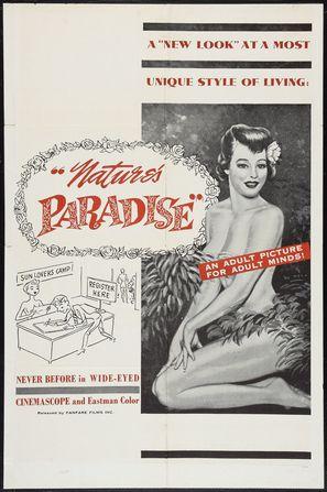 Nudist Paradise - Movie Poster (thumbnail)