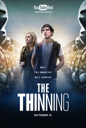 The Thinning - Movie Poster (thumbnail)