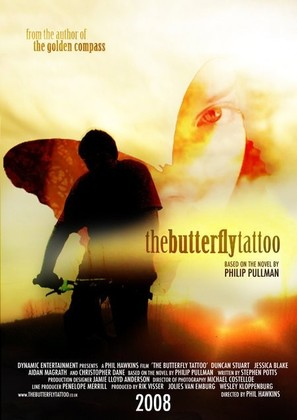 The Butterfly Tattoo - poster (thumbnail)