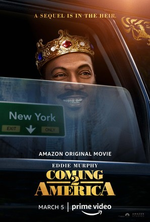 Coming 2 America - Movie Poster (thumbnail)