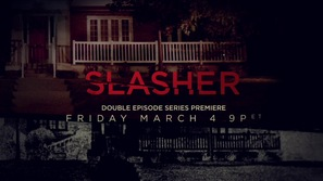 """Slasher"" - Movie Poster (thumbnail)"