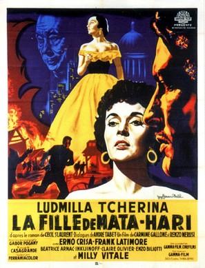 La figlia di Mata Hari