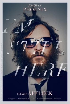 I'm Still Here - Movie Poster (thumbnail)
