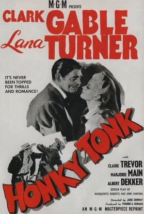 Honky Tonk - Movie Poster (thumbnail)