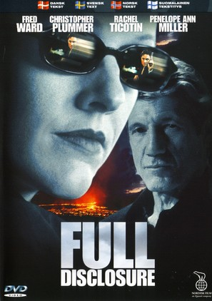 Full Disclosure - Danish DVD cover (thumbnail)