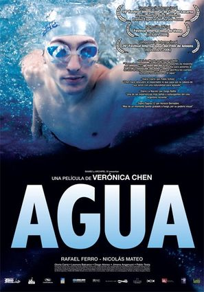 Agua - Argentinian Movie Poster (thumbnail)