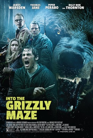 Into the Grizzly Maze - Movie Poster (thumbnail)