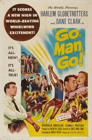 Go, Man, Go! - Movie Poster (thumbnail)