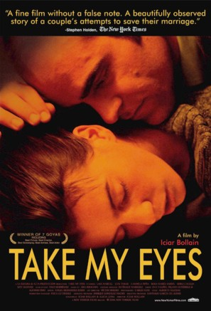 Take My Eyes - Movie Poster (thumbnail)