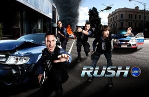 """Rush"" - Australian Movie Poster (thumbnail)"