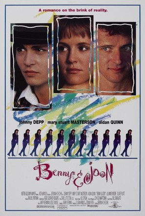 Benny And Joon - Movie Poster (thumbnail)