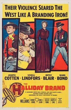 The Halliday Brand - Movie Poster (thumbnail)