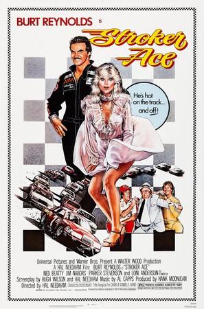 Stroker Ace - Movie Poster (thumbnail)