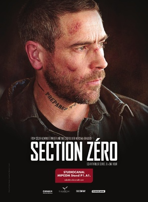 """Section zéro"" - French Movie Poster (thumbnail)"