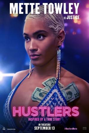 Hustlers - Movie Poster (thumbnail)