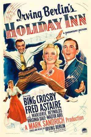 Holiday Inn - Movie Poster (thumbnail)