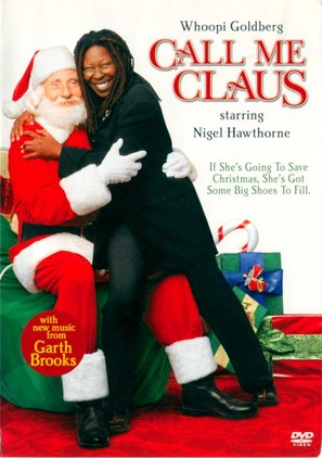 Call Me Claus - DVD movie cover (thumbnail)
