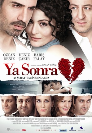 Ya Sonra? - German Movie Poster (thumbnail)