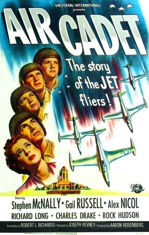 Air Cadet - Movie Poster (thumbnail)