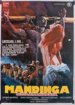 Mandinga - Spanish Movie Poster (thumbnail)