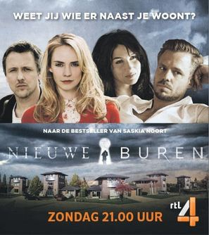 """Nieuwe Buren"" - Dutch Movie Poster (thumbnail)"