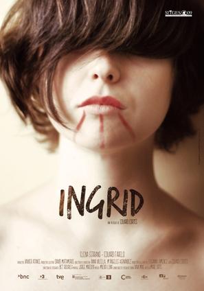 Ingrid - Spanish Movie Poster (thumbnail)