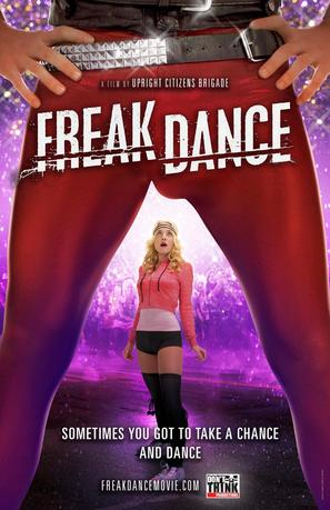 Freak Dance - Movie Poster (thumbnail)