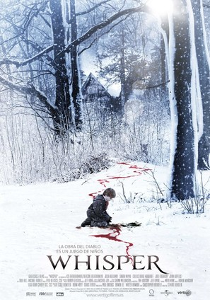 Whisper - Spanish Movie Poster (thumbnail)