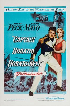 Captain Horatio Hornblower R.N. - Movie Poster (thumbnail)