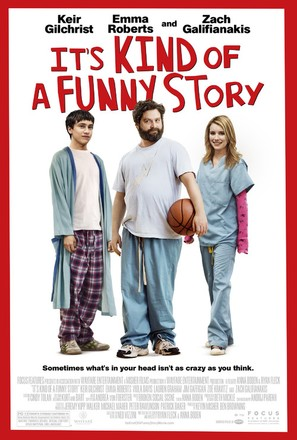 It's Kind of a Funny Story - Movie Poster (thumbnail)
