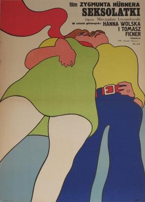 Seksolatki - Polish Movie Poster (thumbnail)