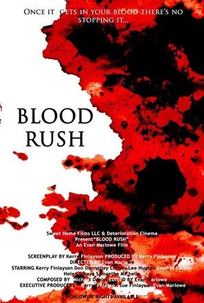 Blood Rush - Movie Poster (thumbnail)