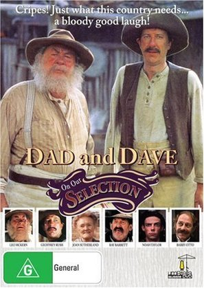 Dad and Dave: On Our Selection - Australian Movie Poster (thumbnail)