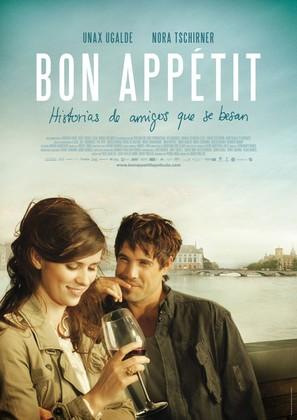 Bon Appetit - Spanish Movie Poster (thumbnail)