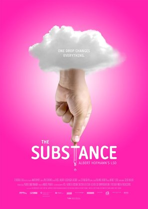 The Substance: Albert Hofmann's LSD - Swiss Movie Poster (thumbnail)